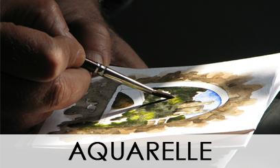 Aquarelle 2020-2021