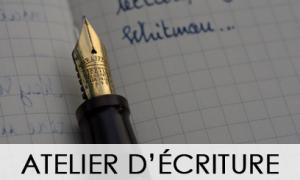ATELIER D'ECRITURE 2018-2019