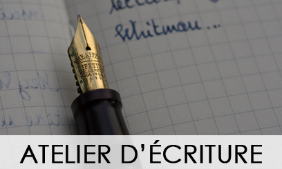 Atelier d'écriture 2019-2020