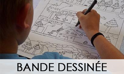 BANDE DESSINEE 2018-2019