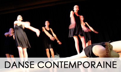 DANSE CONTEMPORAINE 2018-2019