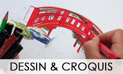Dessin Croquis 2019-2020