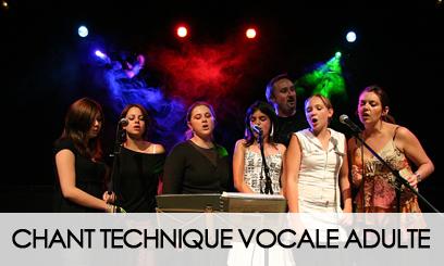 CHANT TECHNIQUE VOCALE