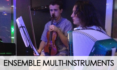 ENSEMBLE MULTI-INSTRUMENTS