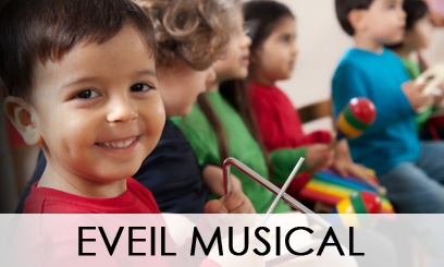EVEIL MUSICAL 2018-2019