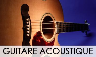 Guitare Acoustique 2019-2020