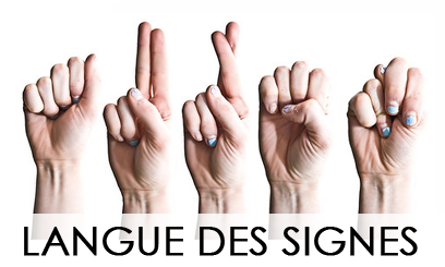 LANGUES DES SIGNES 2018-2019