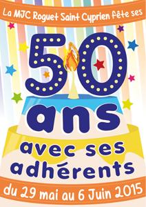 Cinquantenaire de la MJC : les temps forts