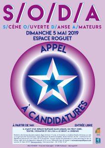 Scène Ouverte Danse Amateurs : appel à candidatures !