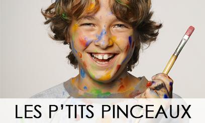 LES P'TITS PINCEAUX
