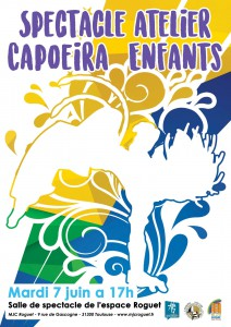 affichespectaclecapoeira