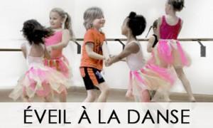 EVEIL A LA DANSE 2018-2019