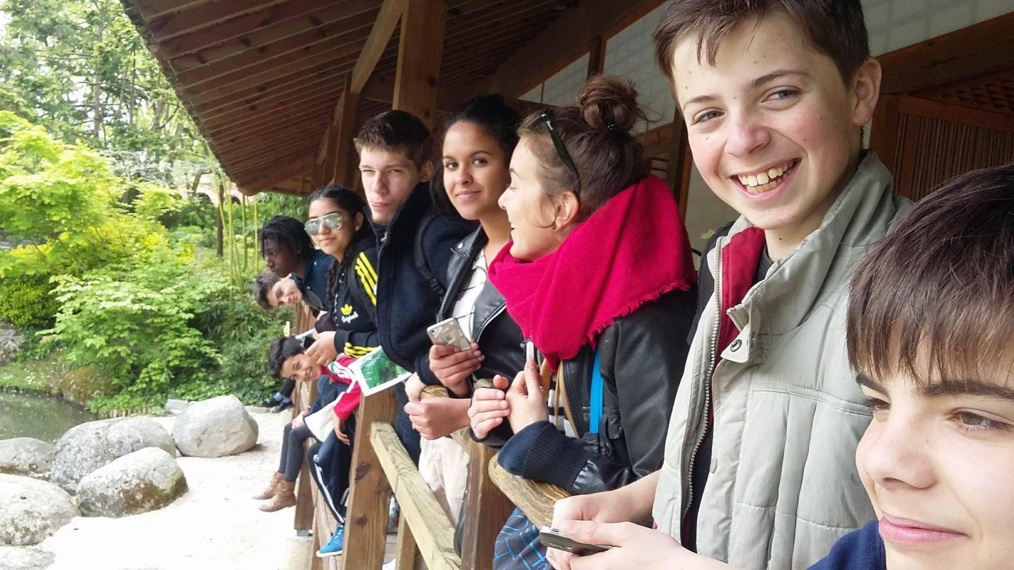 Journée Tarascon à Toulouse_Le jardin Japonais