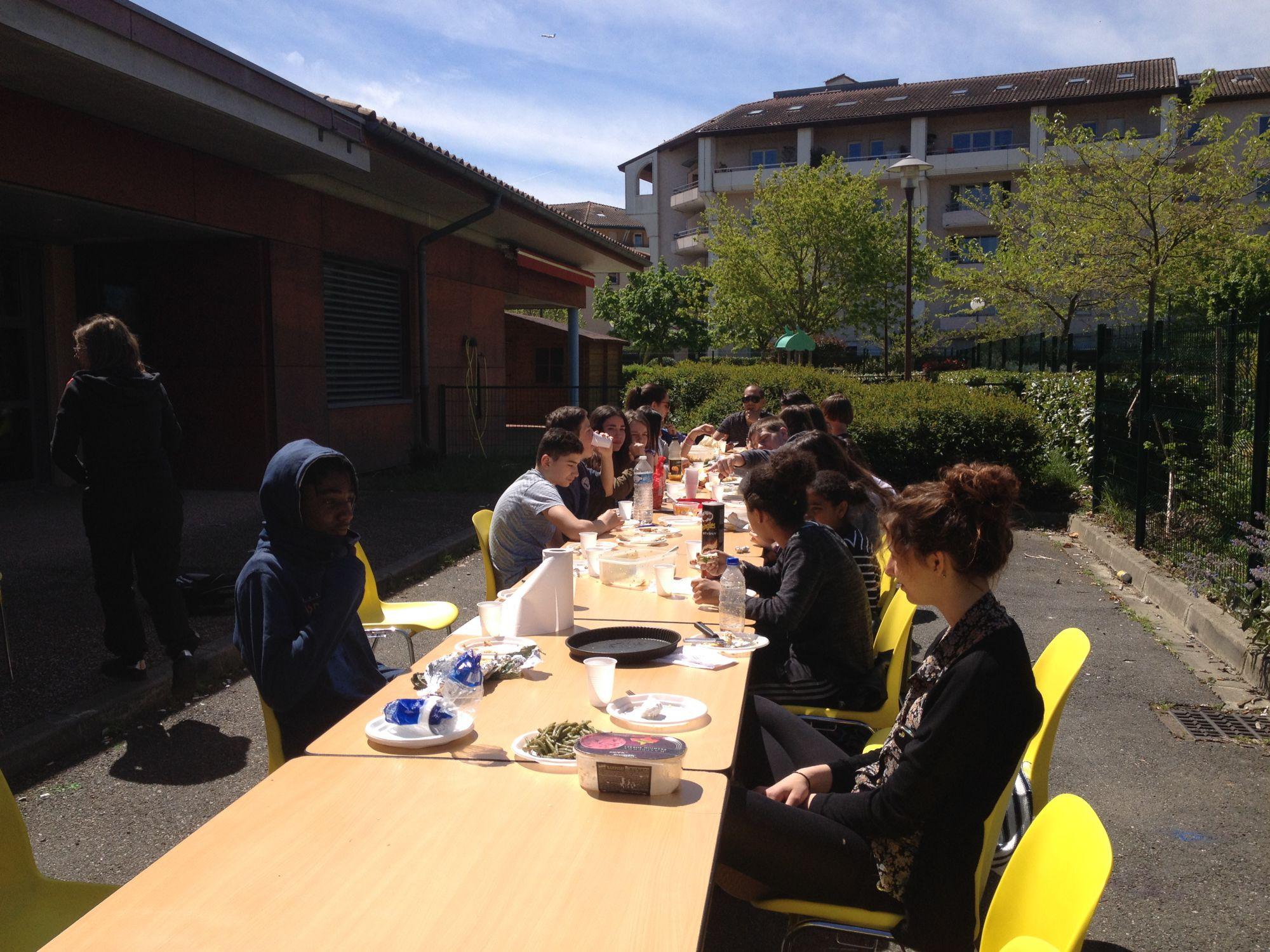 repas collectif