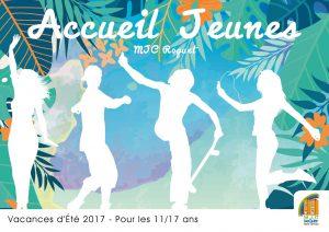 Accueil Jeunes 10-17 ans