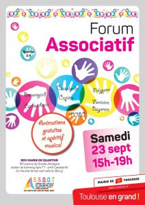 Forum des associations de la Cartoucherie