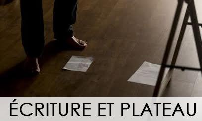 ECRITURE ET PLATEAU