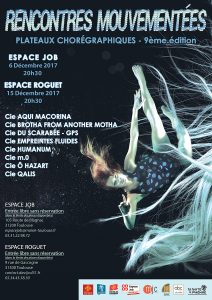Les Rencontres Mouvementées à l'espace Roguet