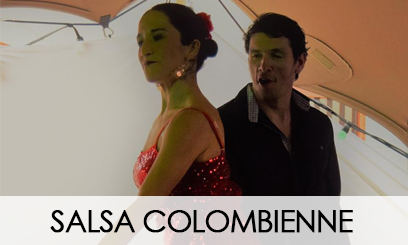 SALSA COLOMBIENNE 2018-2019