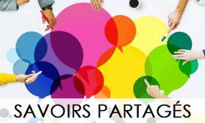 SAVOIRS PARTAGES 2018-2019