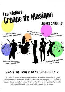 Envie de jouer dans un groupe ?