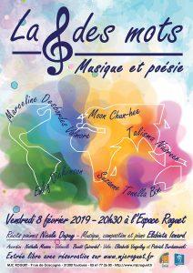 Spectacle Musique et Poésie