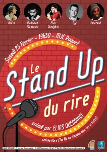 Stand Up du Rire