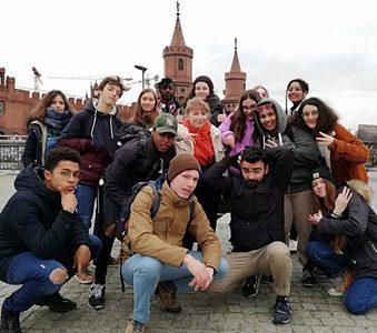 Séjour des jeunes à Berlin, le film !