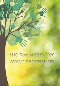 L'avant- programme de la rentrée 2019 est disponible