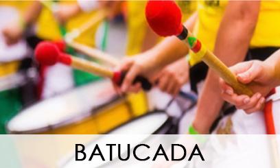 Batucada – Percussions brésiliennes 2020-2021