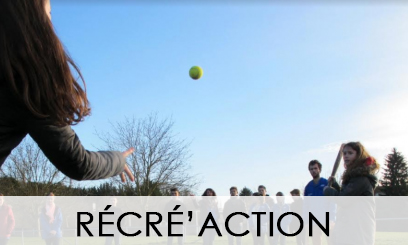 Récré'action 2019-2020