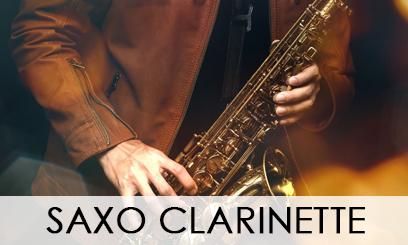 Saxo et clarinette 2019-2020