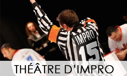 Théâtre d'impro 2019-2020
