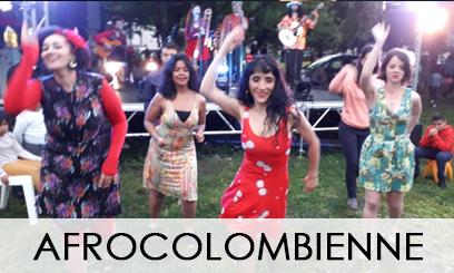 Afrocolombienne 2019-2020