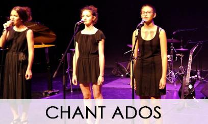 Chant Ados 2019-2020