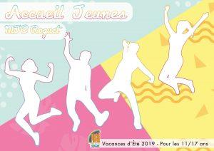 Accueil Jeunes : le programme des vacances d'été