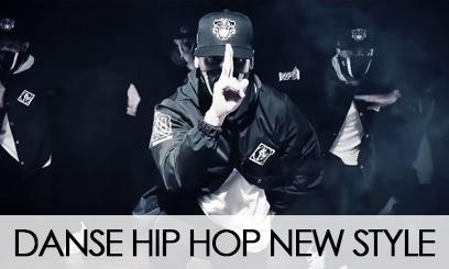Danse Hip Hop New Style 2020-2021