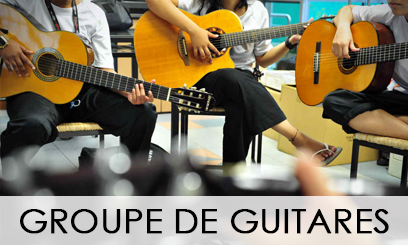 Groupe de Guitares 2019-2020