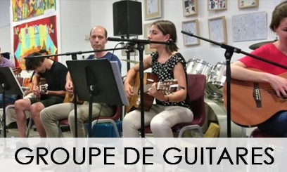 Groupe de Guitares 2020-2021