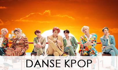 Danse K-pop 2020-2021