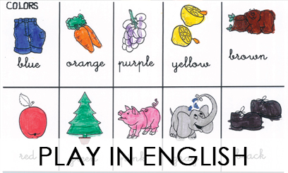 Play in English 2019-2020