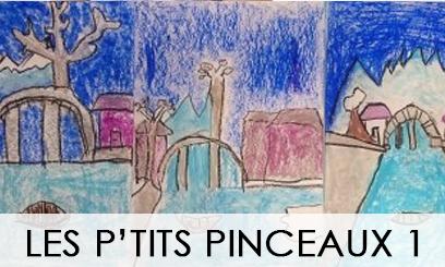 Les P'tits Pinceaux 2019-2020