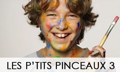 Les P'tits Pinceaux 2020-2021