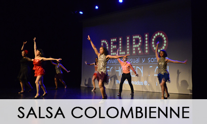Salsa Colombienne 2020-2021