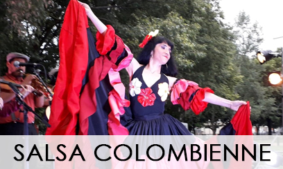 Salsa Colombienne 2019-2020