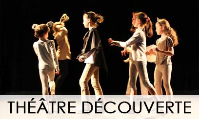 Théâtre Découverte 2020-2021