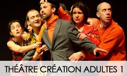 Théâtre Création Alain Daffos 2019-2020