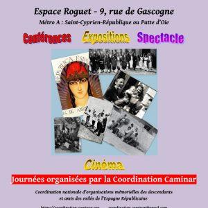 affiche-colloque-journees-caminar-25-26-27-oct-2019-toulouse