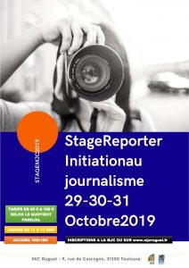 Stage Reporter