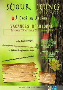 Séjour Jeunes en Ariège